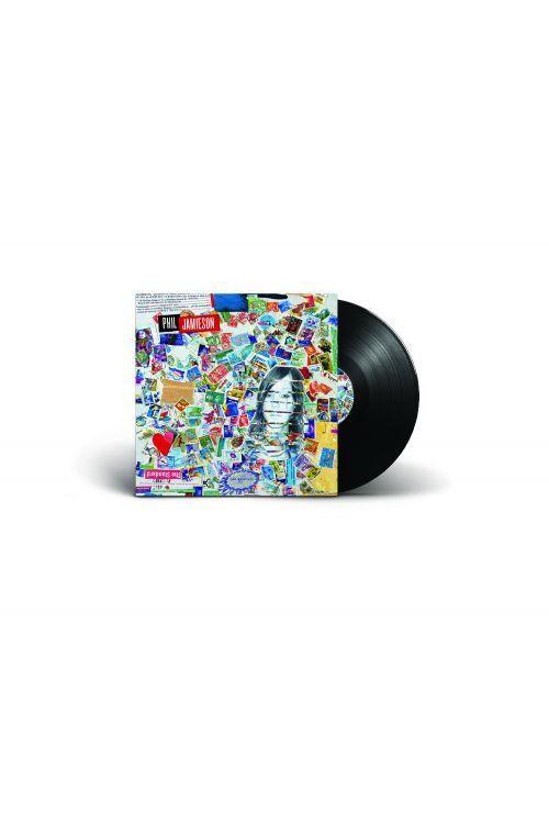 "Kapow! /Rubberband 7"" Vinyl by Phil Jamieson"