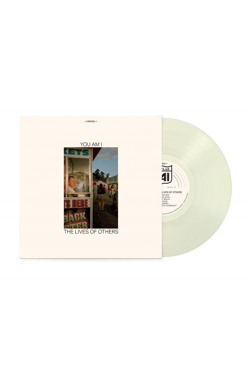 The Lives of Others LP (Pinot Gris Coloured Vinyl) by You Am I