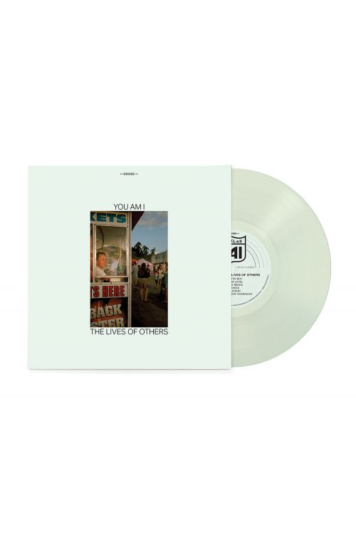The Lives of Others LP (Exclusive Spearmint Leaf Coloured Vinyl) by You Am I
