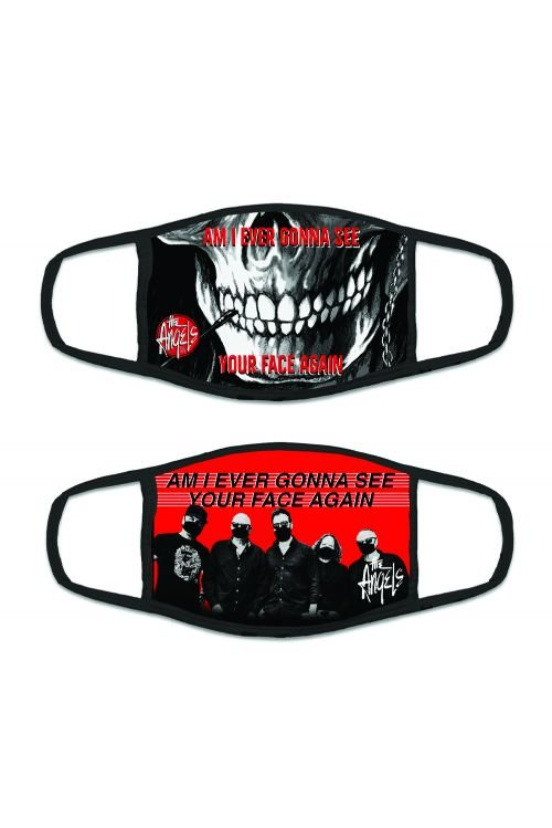 Masks Set of 2 (Band/Mr Damage Am I Gonna See Your Face Again) by The Angels