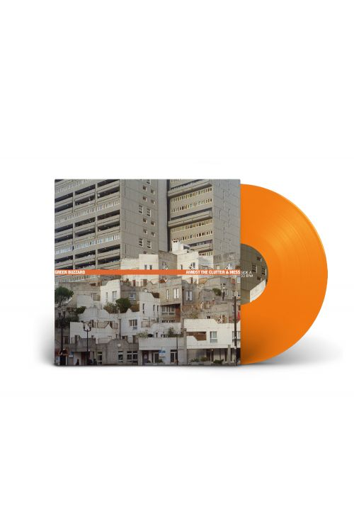 Green Buzzard - Amidst The Clutter & Mess LP by I Oh You