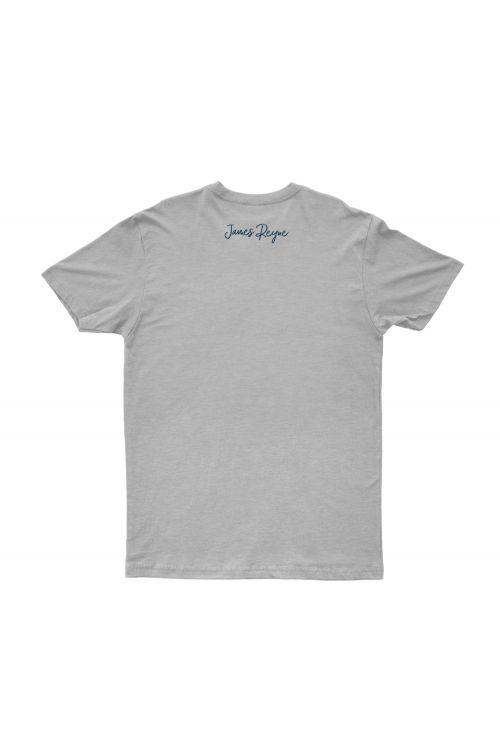 Reckless Grey Tshirt by James Reyne