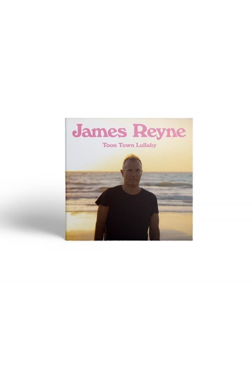 Toon Town Lullaby CD by James Reyne