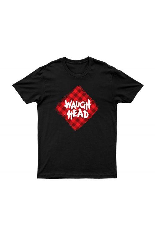 Waugh Head Tshirt by Michael Waugh