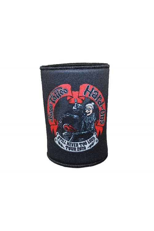 Still Never Too Loud 2019 Black Event Stubby by Rose Tattoo