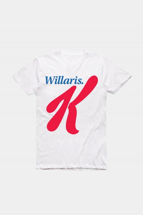 SPECIAL K TEE by Willaris. K