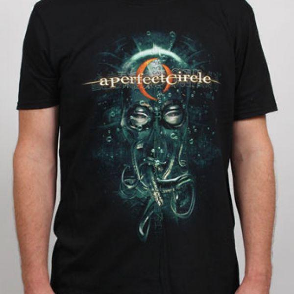 Octoman Black Tshirt
