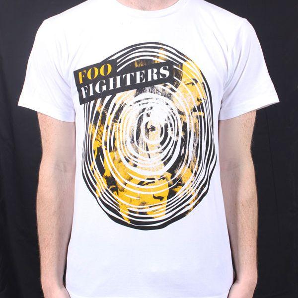 Circle Heads White Tshirt Australian exclusive