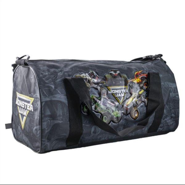 Monster Jam Duffel Bag