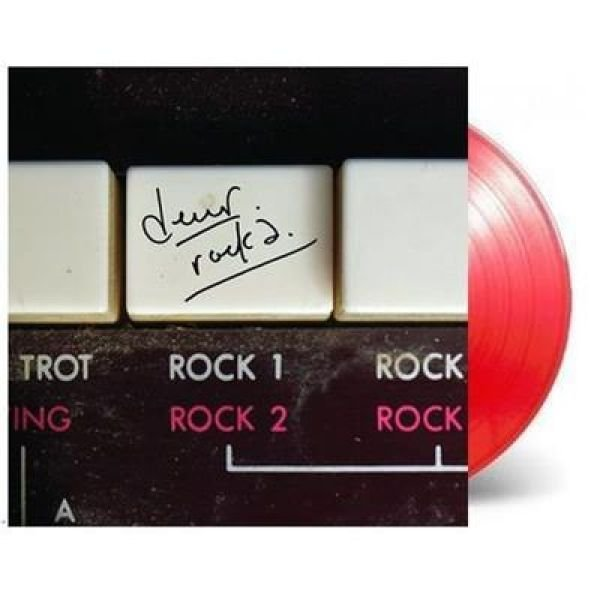 Rock 2 (Limited Edition 180gm Red Vinyl)