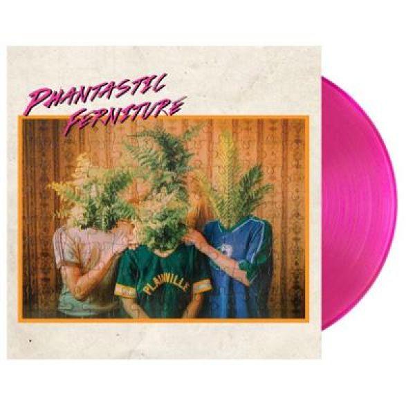 Phantastic Ferniture Limited Edition PINK LP