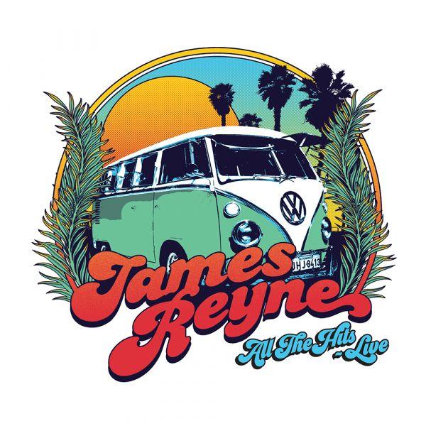 James Reyne – All The Hits Live  Digital Download