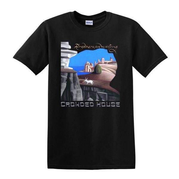 Dreamers Cover Black Tshirt