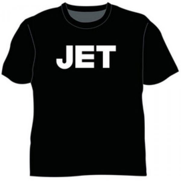 Classic Logo Black Tshirt (No Back Print)
