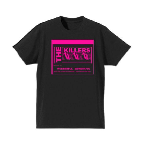 Wonderful Lyric Black Tshirt