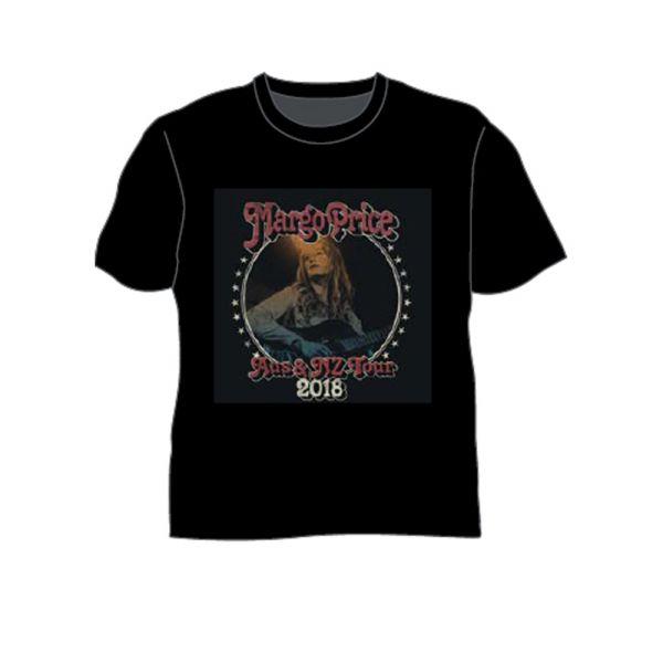 Australian /NZ Tour 2018 Black Tshirt