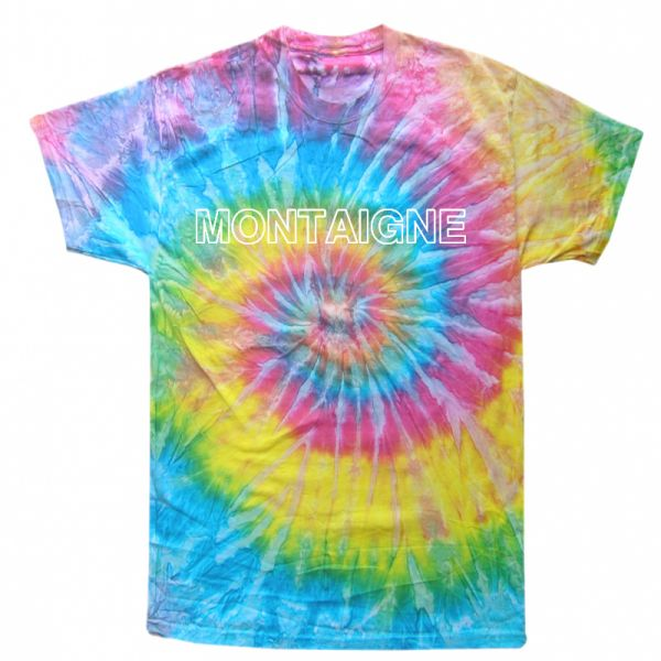 Limited Edition Rainbow Tie Dye – Classic Logo