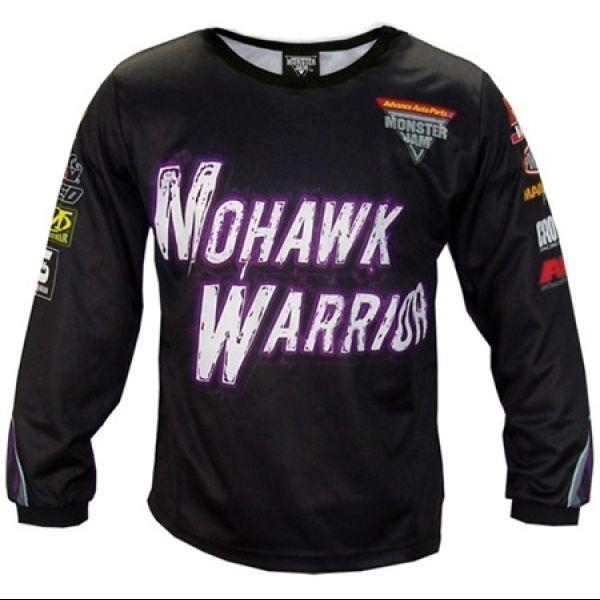 Monster Jam Mohawk Warrior Playwear Set