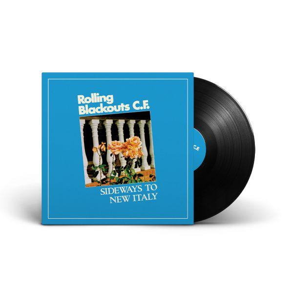 Rolling Blackouts Coastal Fever – Sideways to New Italy (Black Vinyl)