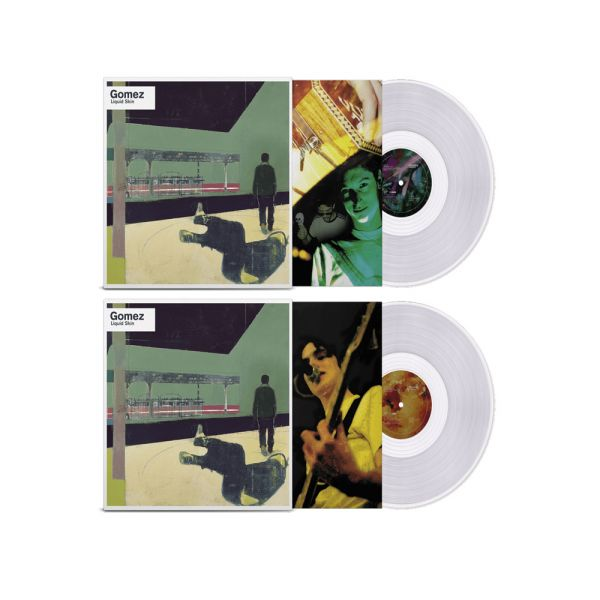 Liquid Skin 20th Anniversary Limited Edition 2xLP Transparent 180g Vinyl