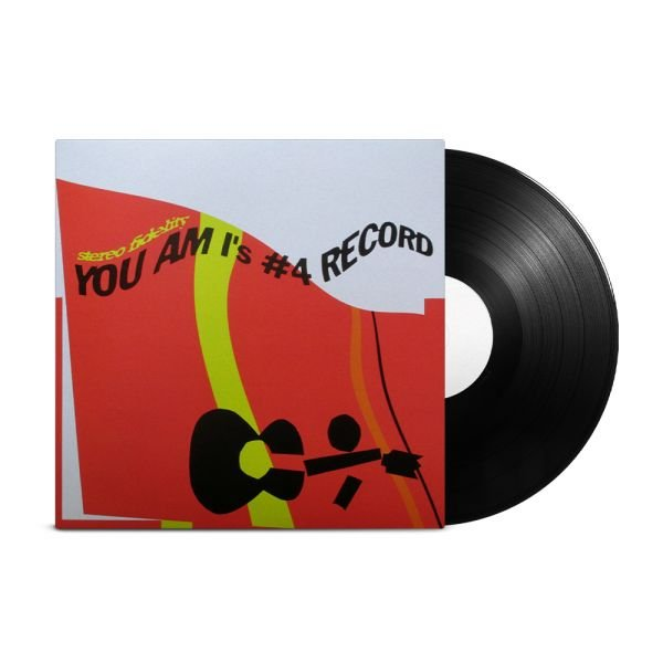 #4 Record - Vinyl