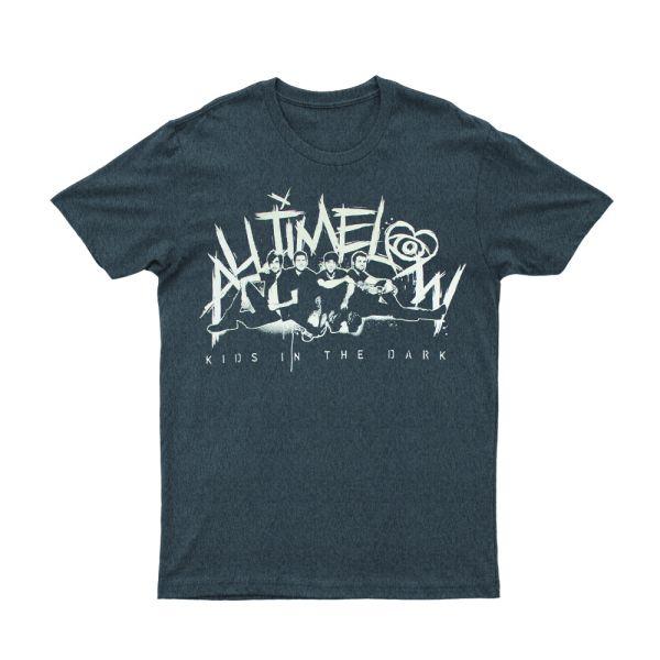 Kids In The Dark Grey Tshirt