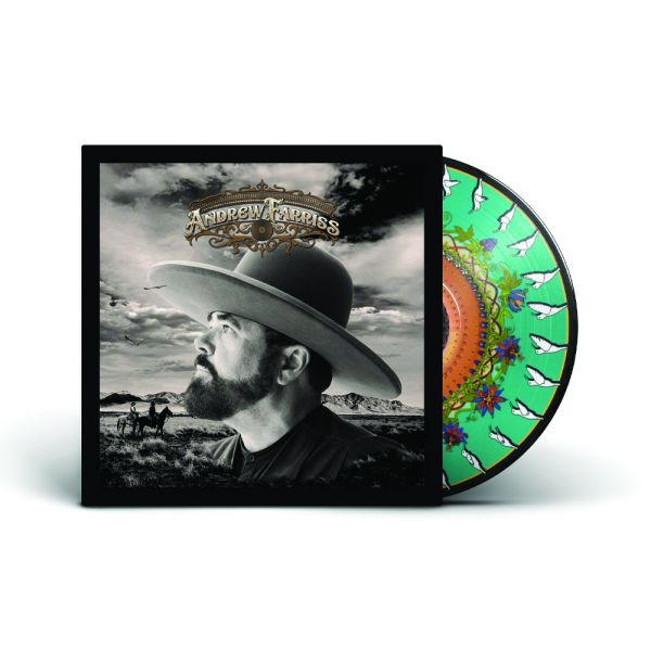 Andrew Farriss - Andrew Farriss Limited Edition Picture Disc (LP)