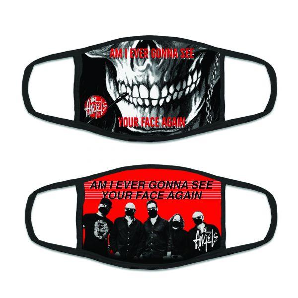 Masks Set of 2 (Band/Mr Damage Am I Gonna See Your Face Again)