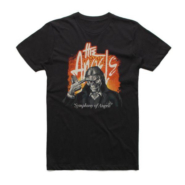 Symphony 2019 (Melb/Sydney) Black Tshirt