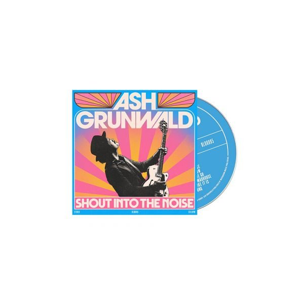Shout Into The Noise CD