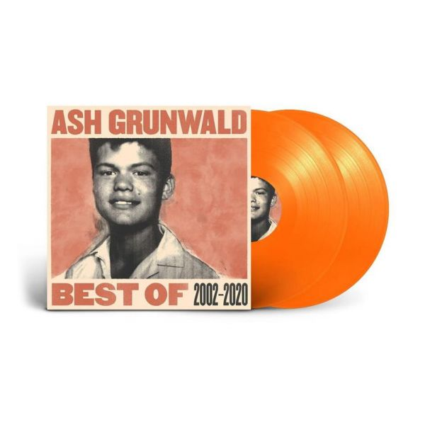 Best Of - Ash Grunwald Orange Vinyl