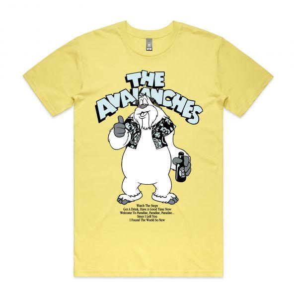Yeti Lemon Shirt