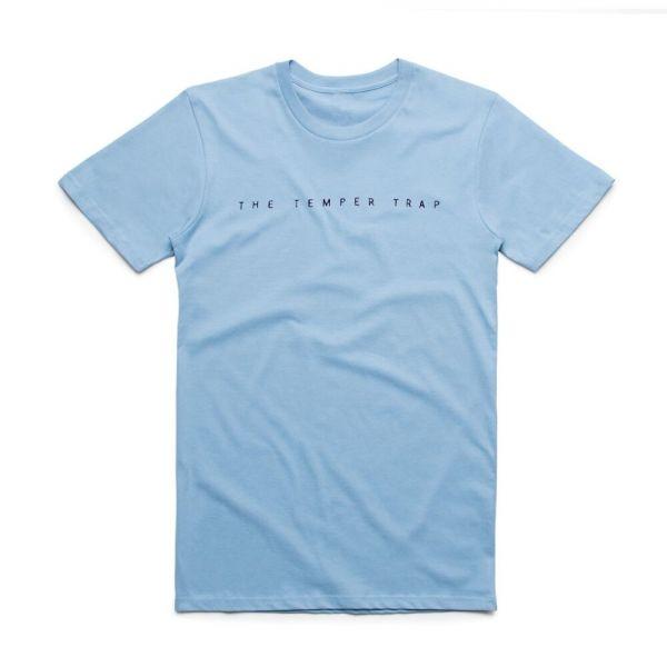 Light Blue Logo Tshirt
