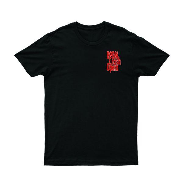 Lyric Black Tshirt