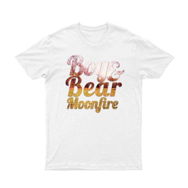 Boy & Bear Moonfire 10 Year Anniversary T Shirt