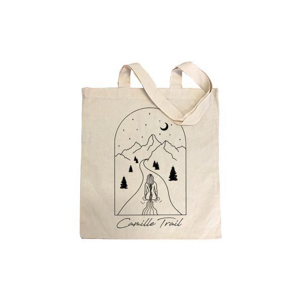 'River of Sins' Natural Tote Bag