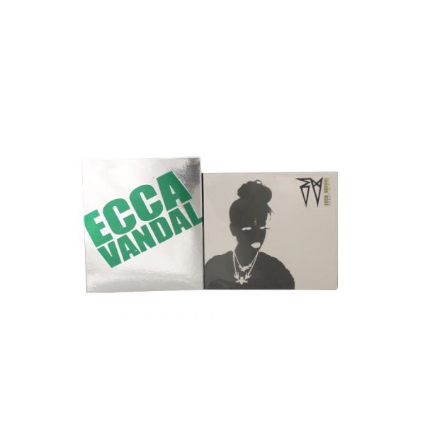 Ecca Vandal CD (Limited Edition  Green/Silver Mirror Slipcase)