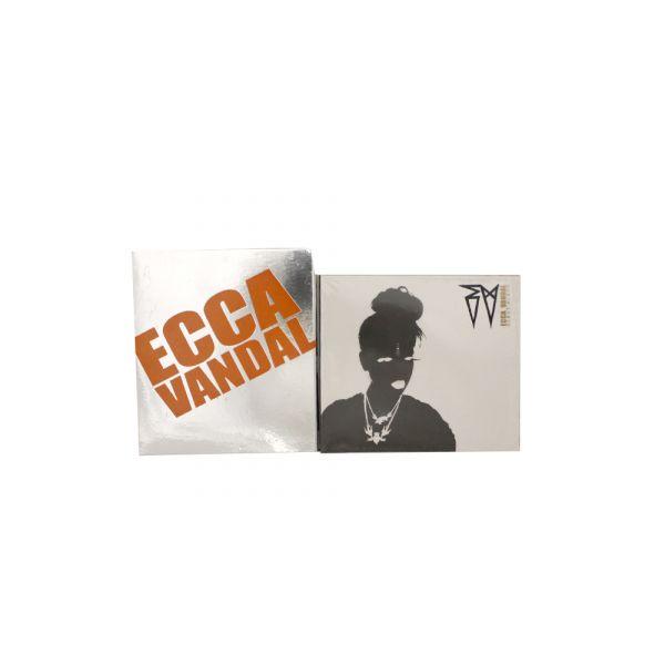 Ecca Vandal CD (Limited Edition  Orange/Silver Mirror Slipcase)