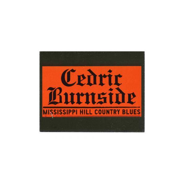 Orange Magnet Mississippi Hill Country Blues