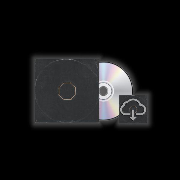 OCTAGON CD (HARD COPY)