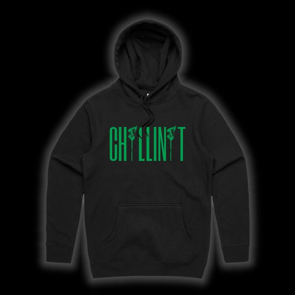 EMBROIDERED MATCHES LOGO HOODY