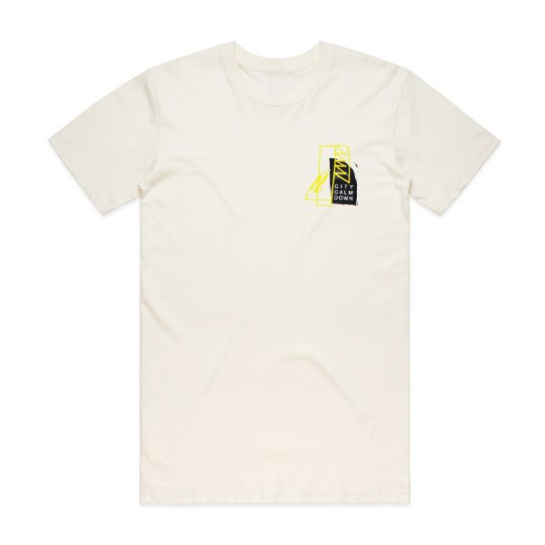 Television Tour Natural Tee