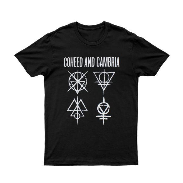 Symbols Black Tshirt