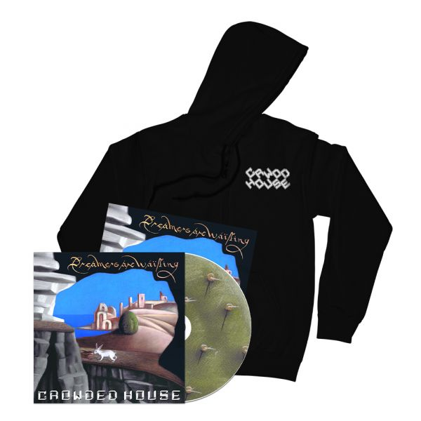 Dreamers Are Waiting (CD) + Signed Artcard + Hoodie