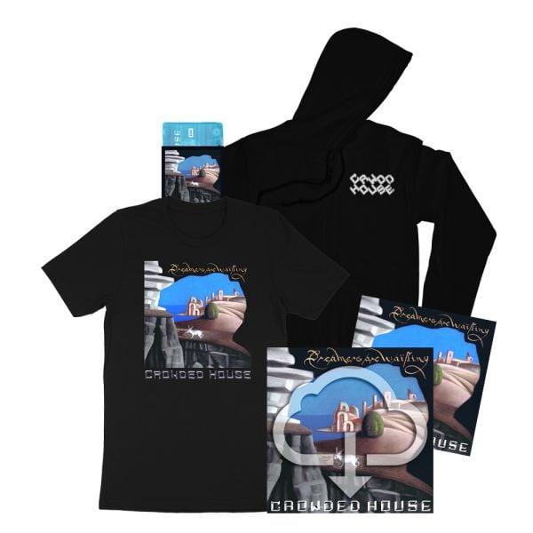 Mega Bundle 4  Digital Album, Tshirt, Hoodie, Signed Art Card + Cassette