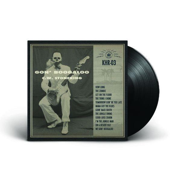 Gon Boogaloo (Vinyl)