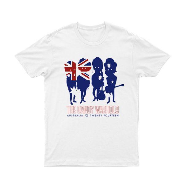 White Tshirt Australian Tour Dates