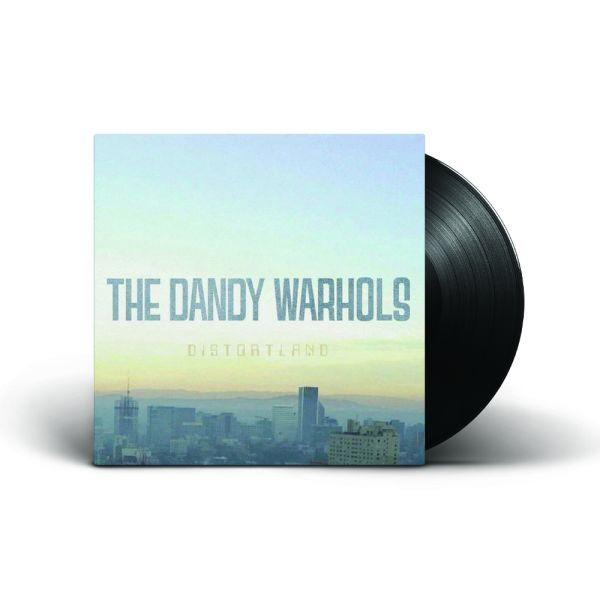 Distorted LP (Vinyl)