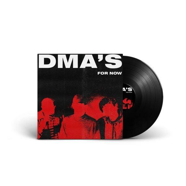 DMA'S 'For Now' Black Vinyl