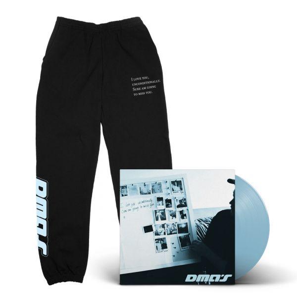 THE EP BUNDLE #3 (EP/I Love You Unconditionally Track Pants)